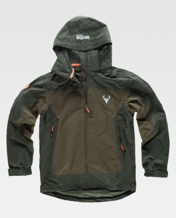CHAQUETA IMPERMEABLE WORKTEAM S8220