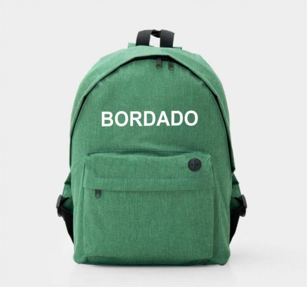 MOCHILA + BORDADO