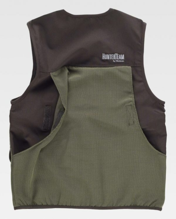 CHALECO IMPERMEABLE WORKTEAM S8530