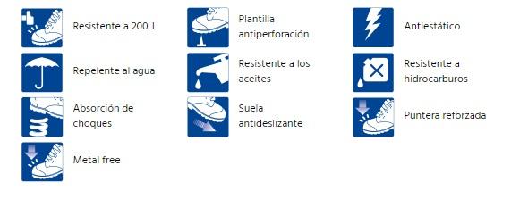 BOTA DE SEGURIDAD TREKKING S3 ANIBAL PRAXIS