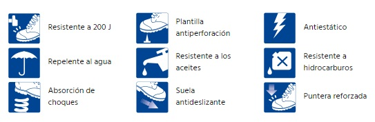 ZAPATO DE SEGURIDAD PIEL MICROFIBRA S3 ANIBAL LUCENTUM