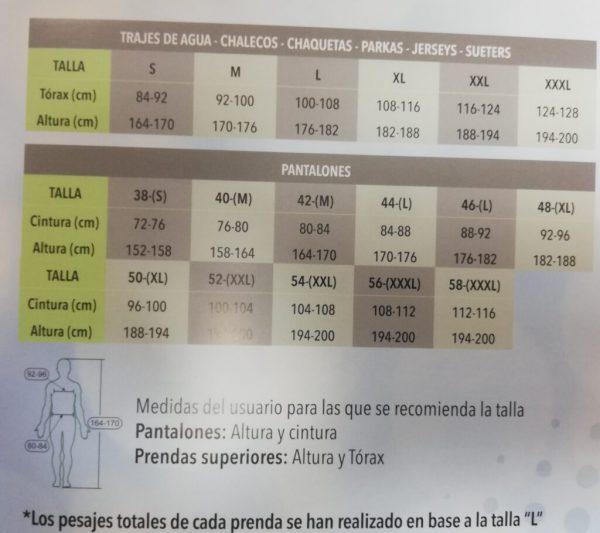 CAZADORA VAQUERA SOFTSHELL MARCA 288-CSV
