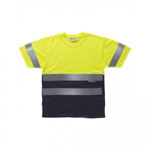 Camisetas Alta Visibilidad